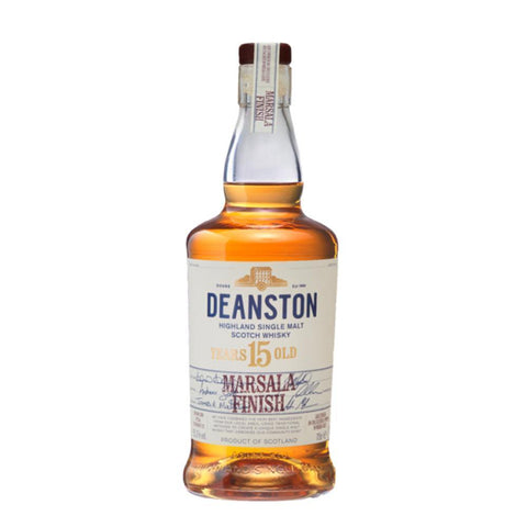 Deanston Marsala 15 Years Old 70Cl 55.2%