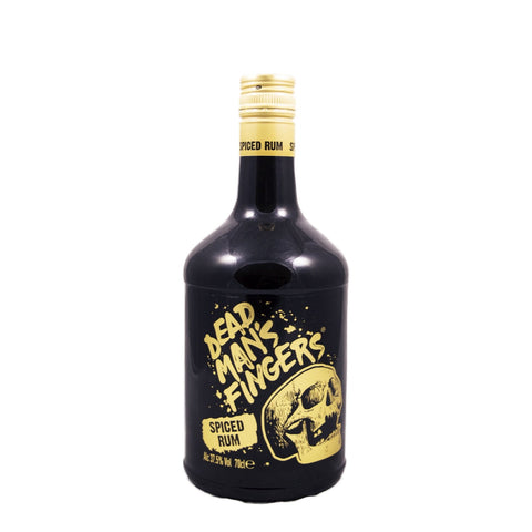 DEAD MAN'S FINGERS SPICED RUM 70CL 37.5% - Aberdeen Whisky Shop