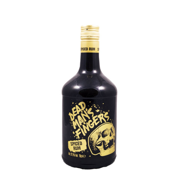 Dead Man's Fingers Spiced Rum 70cl 37.5%