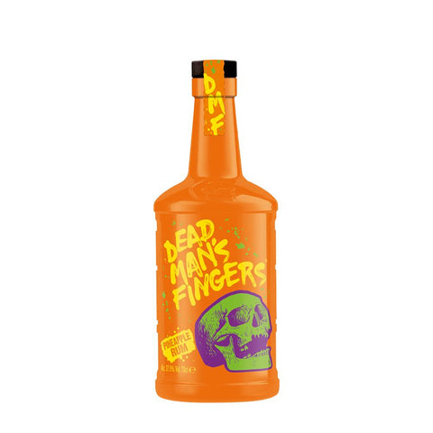 DEAD MAN'S FINGER PINEAPPLE RUM 70CL 37.5%