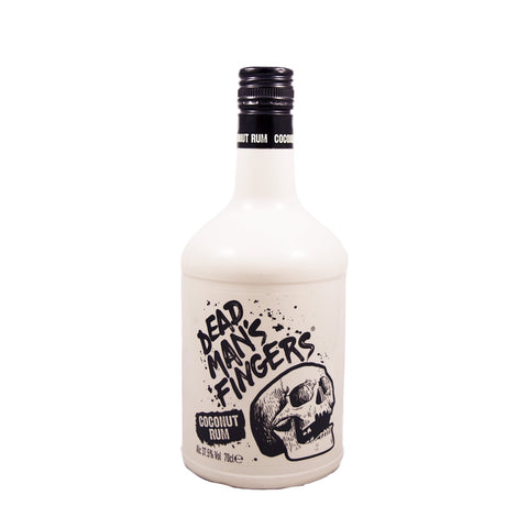 DEAD MAN'S FINGERS COCONUT RUM 70CL 37.5% - Aberdeen Whisky Shop