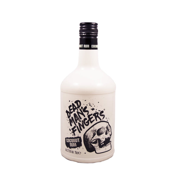 Dead Mens Fingers Coconut Rum 70cl 37.5%