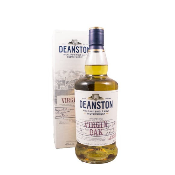 Deanston Virgin Oak 70cl 46.3%