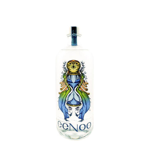 Eenoo Gin 70Cl 43% Free Branded Glass