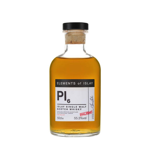 ELEMEMTS OF ISLAY PL6 50CL 55.3% - Aberdeen Whisky Shop