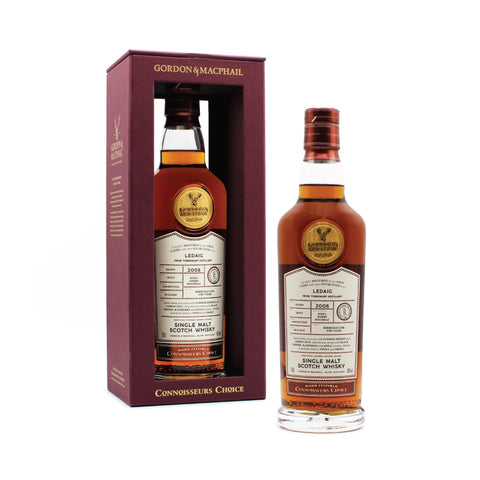 Ledaig 12 years old 2008 70cl 45%
