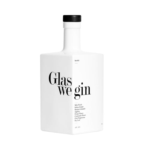 GLASWEGIN 70CL 41.1% - Aberdeen Whisky Shop