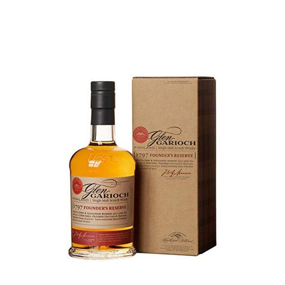 Glen Garioch Founders Reserve 70cl 48%