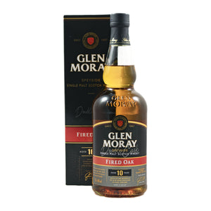 Glen Moray 10yo Fired Oak 70cl 40%