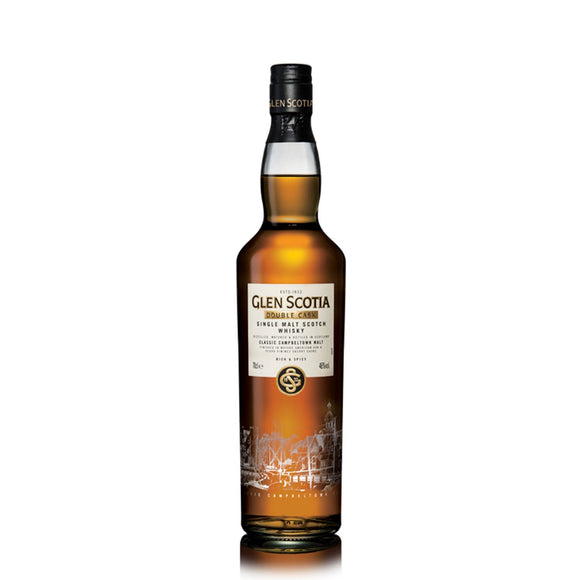 Glen Scotia Double Cask 70cl 46%