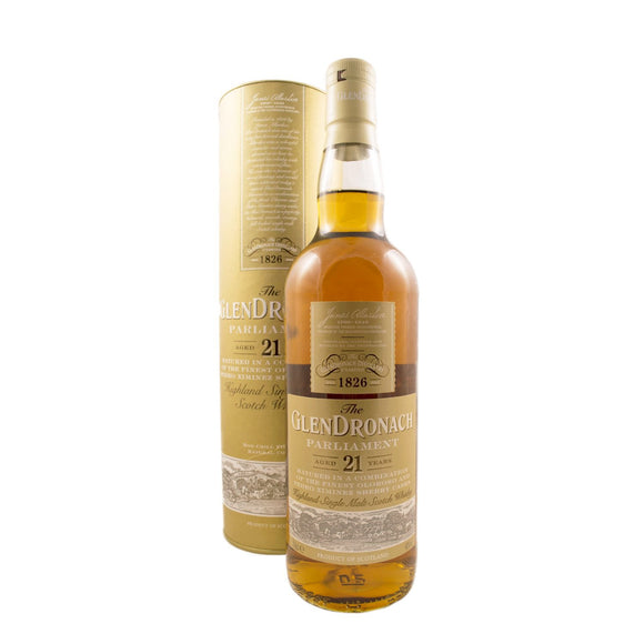 Glendronach 21 Years Old 70cl 48%