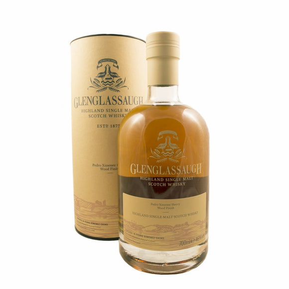 Glenglassaugh Pedro Ximenez Wood Finish 70cl 46%