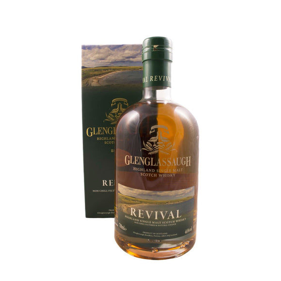 Glenglassaugh Revival 70cl 46%