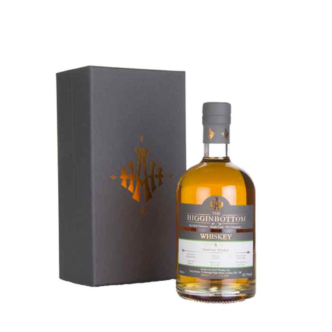HEAVEN HILL WHISKEY 8 YEARS OLD 50CL 63.5% - Aberdeen Whisky Shop