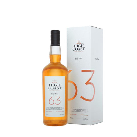 HIGH COAST 63 70CL 63% - Aberdeen Whisky Shop