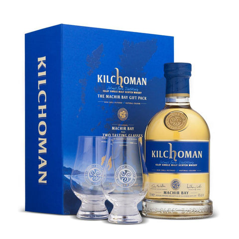Kilchoman Machir Bay Set 70Cl 46%