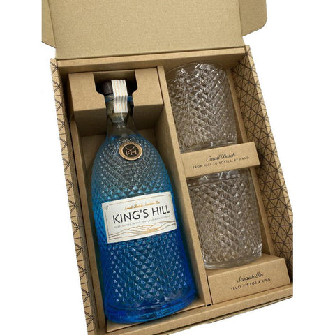 King Hill Gin Set 70cl