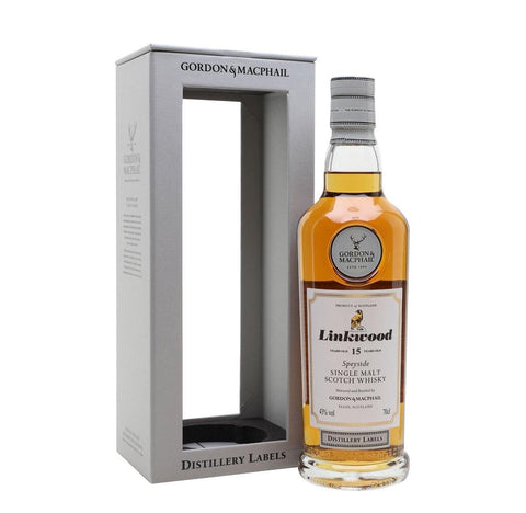 Linkwood 15 Years Old Gordon & MacPhail