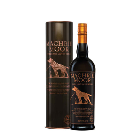 ARRAN MACHRIE MOOR 70CL 46% - Aberdeen Whisky Shop
