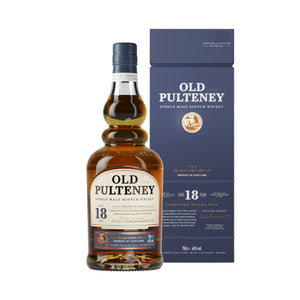 Old Pulteney 18yo 70cl 46%