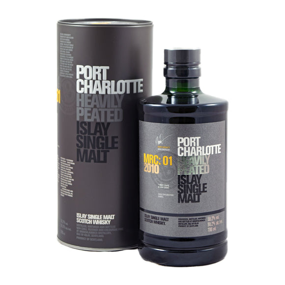 Port Charlotte MRC:01 2010 70cl 59.2%
