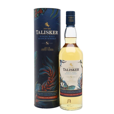 Talisker 8 Years Old 2020 Release 70Cl 57.9%