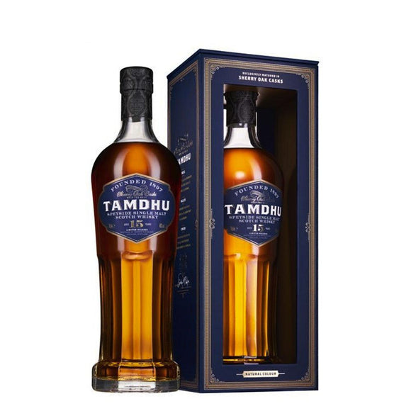 Tamdhu 15 Years Old 70cl 46%