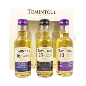 Tomintoul Set 3x5cl