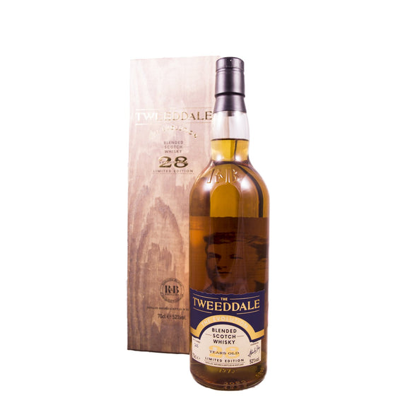 Tweedale 28yo Evolution 70cl 52%