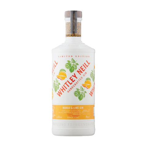 Whitley Neill Mango & Lime Gin