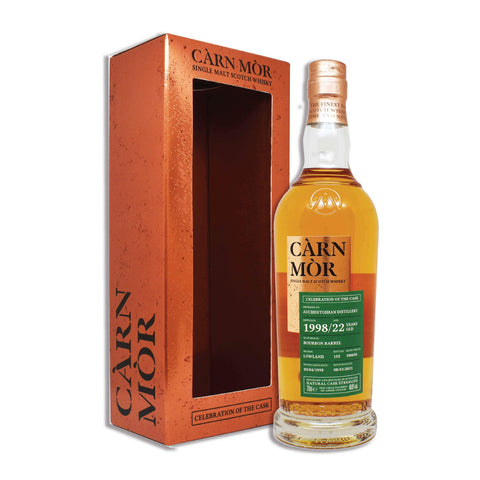Auchentoshan 1998 22 years old Carn Mor