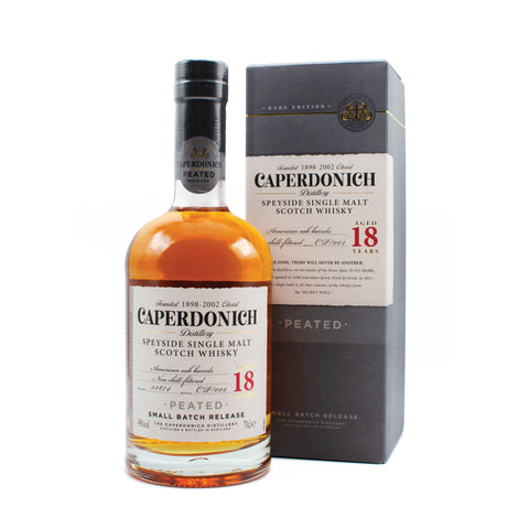 Caperdonich 18 years old 70cl 48%