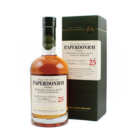 Caperdonich 25 years old 70cl 48%
