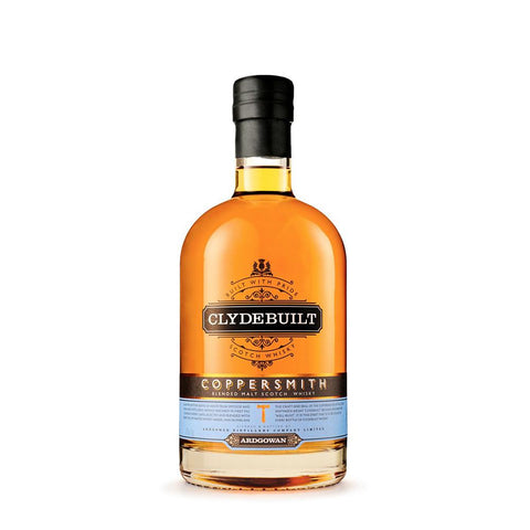 CLYDEBUILT COPPERSMITH 70CL 48% - Aberdeen Whisky Shop