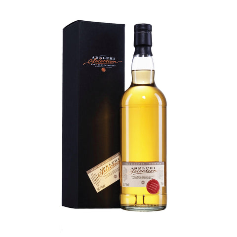 Deanston 2013 7 years old Adelphi Selection 70cl 58.1%