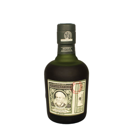 DIPLOMATICO RESERVA EXCLUSIVA RUM 35CL - Aberdeen Whisky Shop