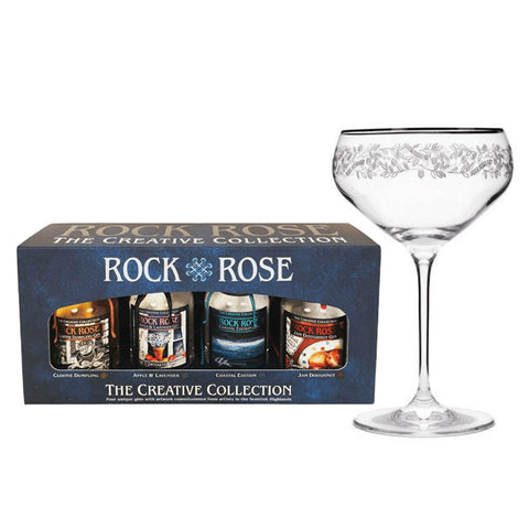Dunnet Bay Rock Rose Set With Glass 4X5 Cl 41.5%