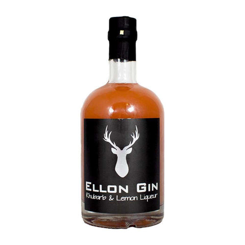 Ellon Rhubarb And Lemon 50Cl 20%