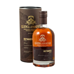 Glenglassaugh Octaves Peated Batch 2 70cl 44%