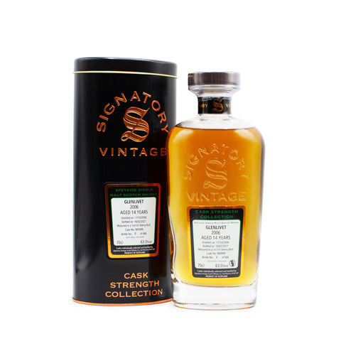 Signatory Glenlivet 14 Years Old