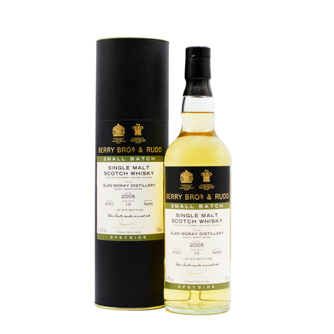 Berry Bros & Rudd Glen Moray 2008