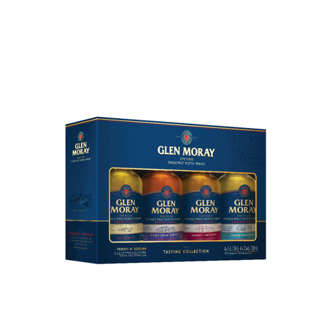 Glen Moray Classic Mini Set