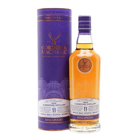 Glenrothes 11 Years Old Discovery 70Cl 43%