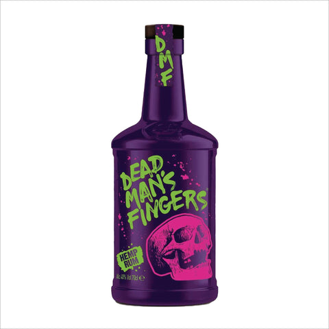 DEAD MANS FINGERS HEMP RUM 70CL 37.5%