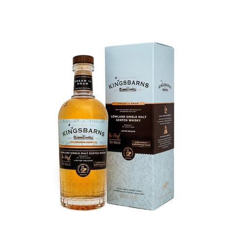 KINGSBARNS DREAM TO DRAM 70CL 46%