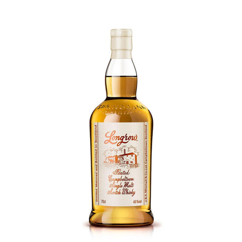 LONGROW PEATED 70CL 46% - Aberdeen Whisky Shop