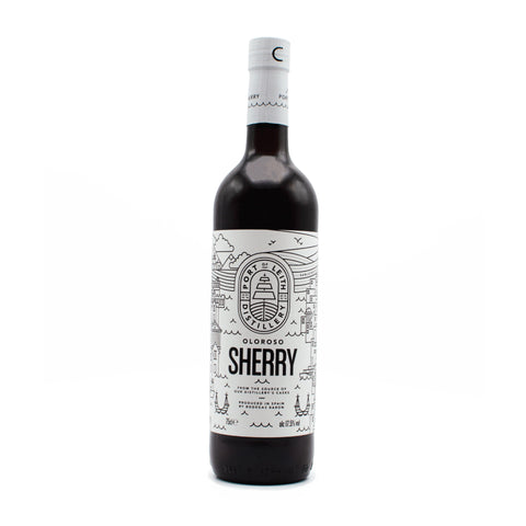 Port of Leith Oloroso Sherry 75cl 17.5%