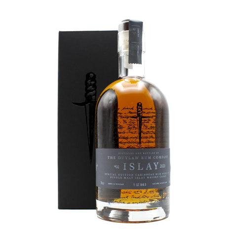 Outlaw Rum Islay Limited Release