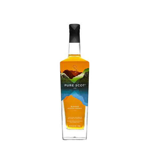 Pure Scot Bladnoch Blend 70cl 40% - Aberdeen Whisky Shop