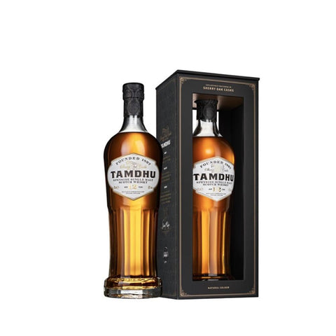 TAMDHU 12YO 70CL 43% - Aberdeen Whisky Shop